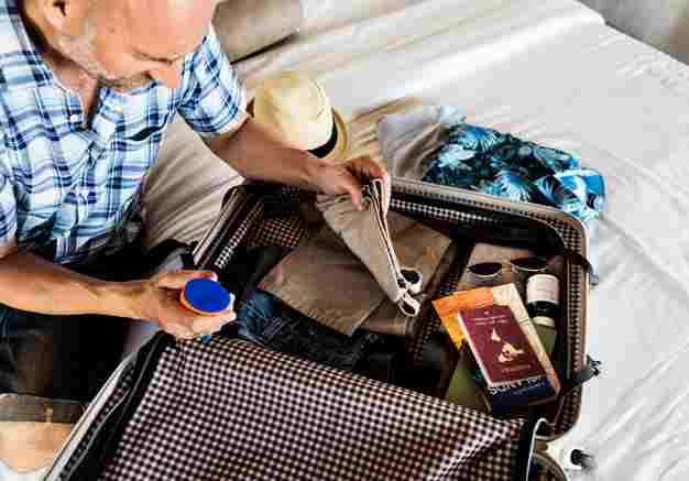 Luggage Packing Mistakes