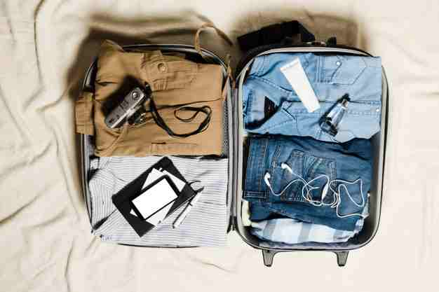 What Should The Crew or Hostesses Carry In Their Luggage?